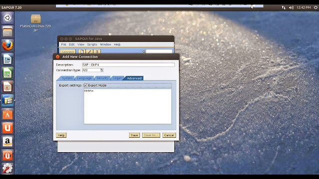 How to install SAP GUI in Linux OS 1