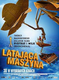 Latająca maszyna - zabierz dziecko do kina