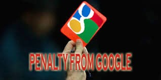penalty google
