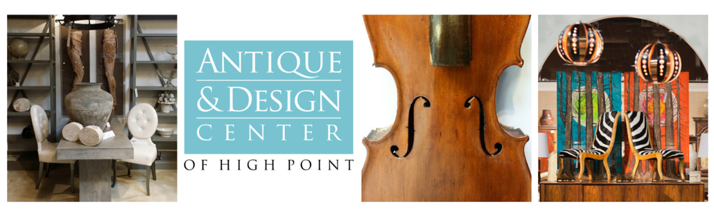 Antique & Design Center of High Point, April 14th-20th, 2016