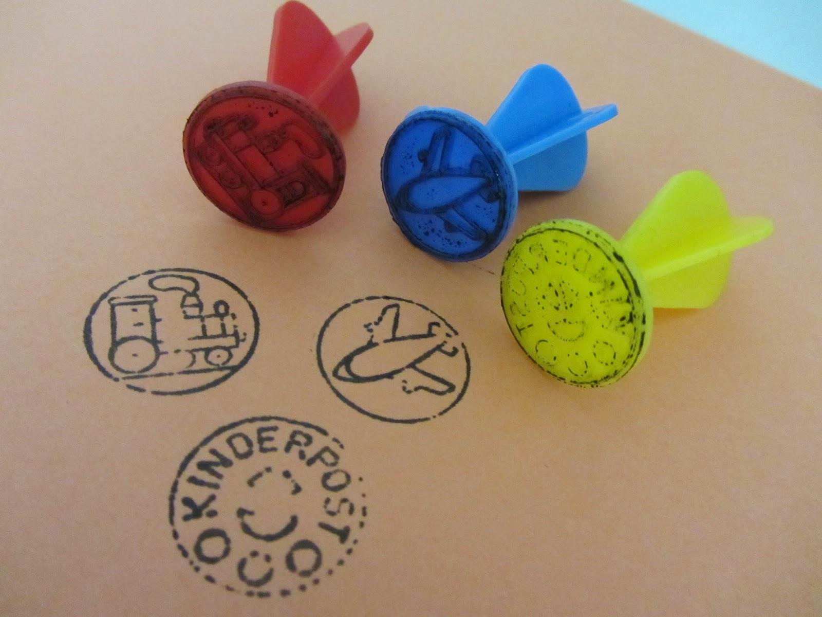 Stempel, Kinderpost, DIY Blog, Batselblog, Kreativblog, Häkelblog, Liebenswelt