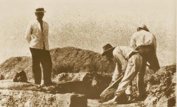 Jose Lafuente Vidal excavaciones 1931