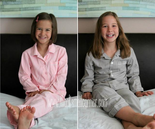 Petite Plume sleepwear