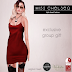 MISS CHELSEA - NAKED SLIP DRESS