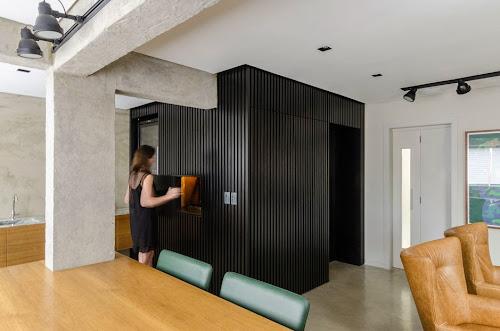 GW Apartment by AMBIDESTRO