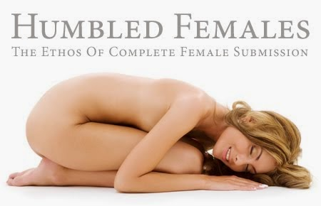 Celebrate Female Submissiveness