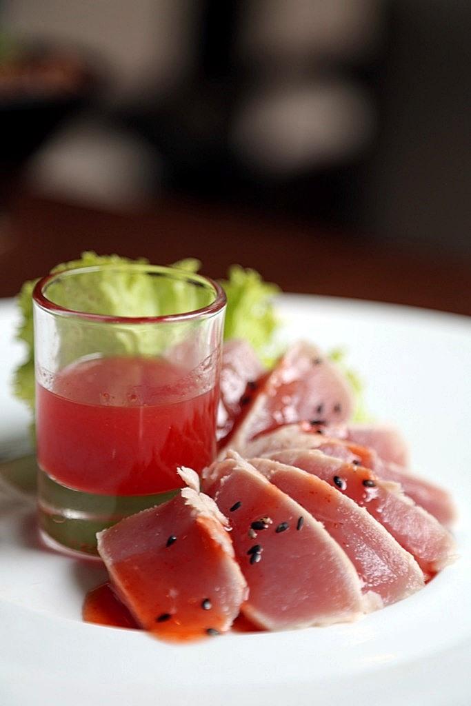Hot Tuna Taki Kessaku Japanese Restaurant
