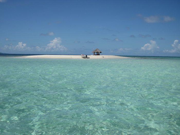 L'îlor des Caraïbes