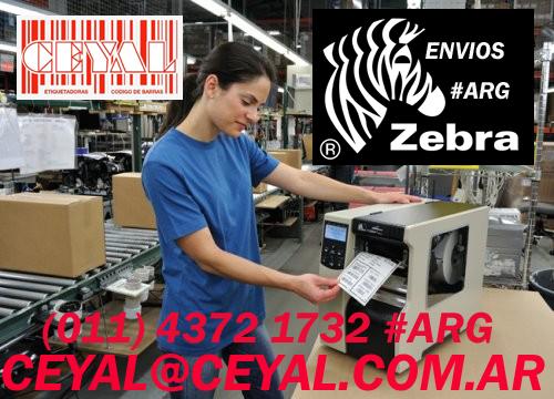 Todo lo que hay que saber de las impresora zebra Cap. Fed.