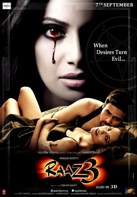 Movies Blog: Hot Bipasha Basu in Raaz 3 Movie | Wallpaper Photos