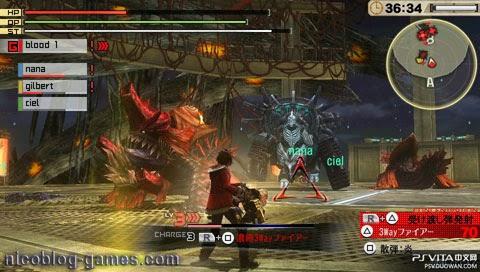 USA God Eater Burst DLC Pack 1.4.rar