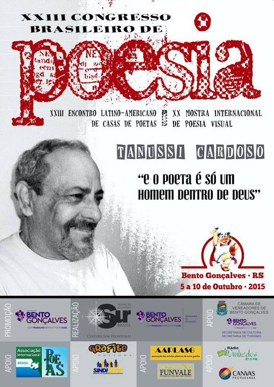 XVIII CONGRESSO BRASILEIRO DE POESIA