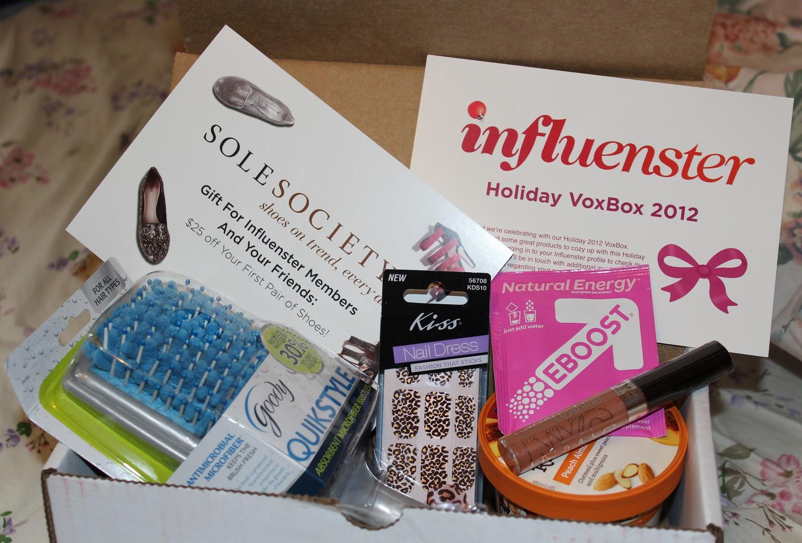 Influenster Spring Fever VoxBox « ((little fat notebook))