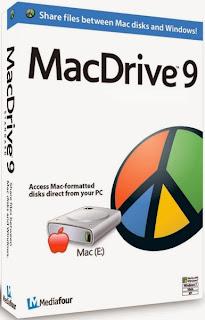 MacDrive Pro 9.2.0.2 x86/x64