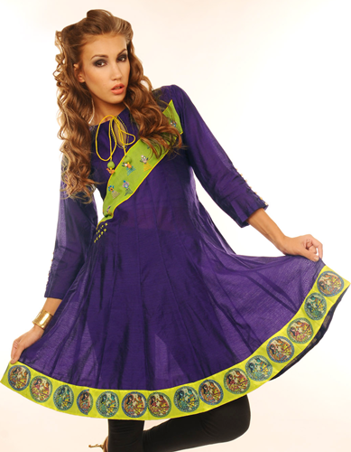 Patchwork Patterns For Kurti 2013 | New Patchwork Designs ~ Clothing9 ...