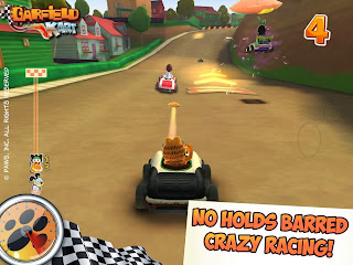 Garfield Kart Android Game Download,