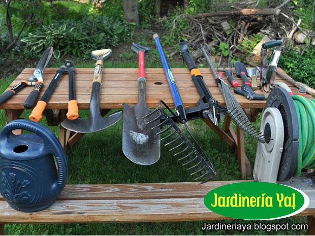 Cu les son las mejores herramientas para jardiner a - Herramienta de jardineria ...