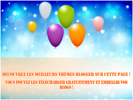 Blogger Themes et Templates