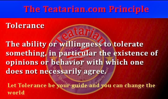 Teatarian Principle