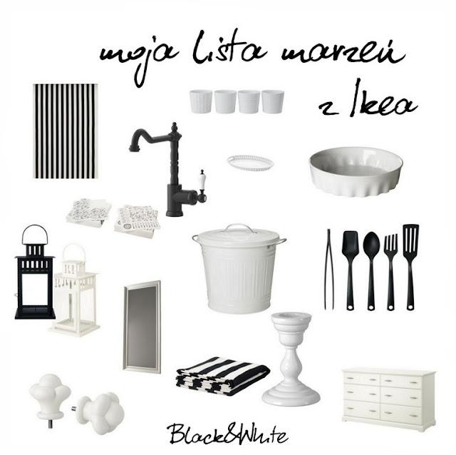 moja wishlista ikea od inspiracji do realizacji. Black Bedroom Furniture Sets. Home Design Ideas