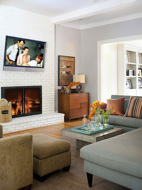 Modern Living Room Decorating Ideas 2013