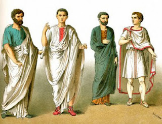 Clothing In Ancient Rome   History And Other Thoughts