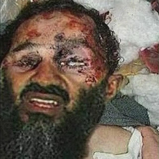 Osama bin laden death picture
