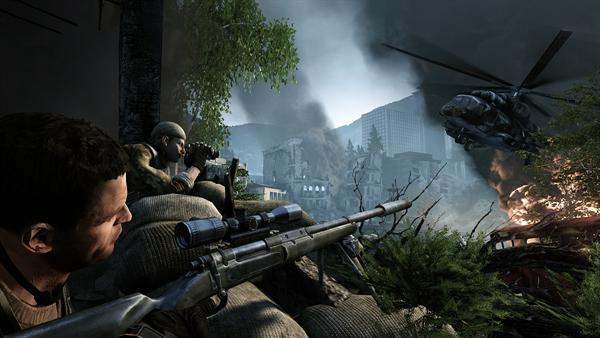 เกม Sniper