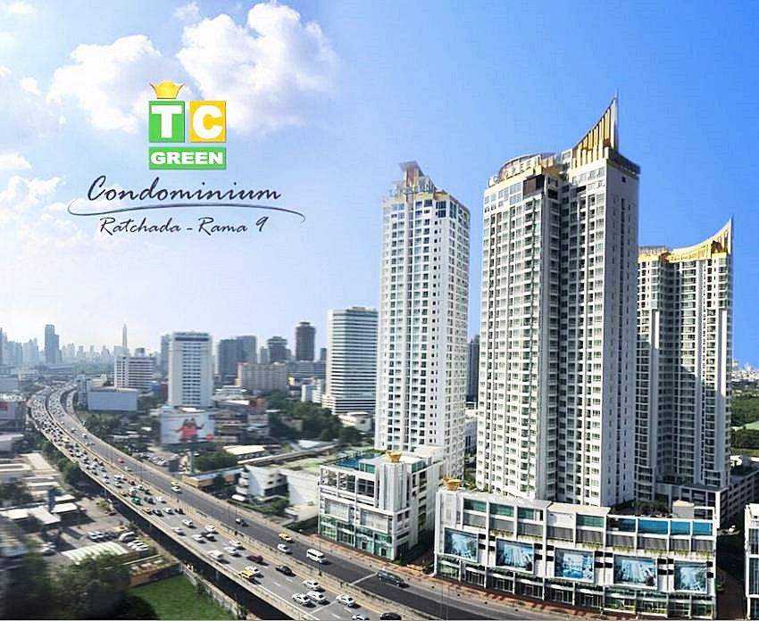 Condo TC Green Rama 9
