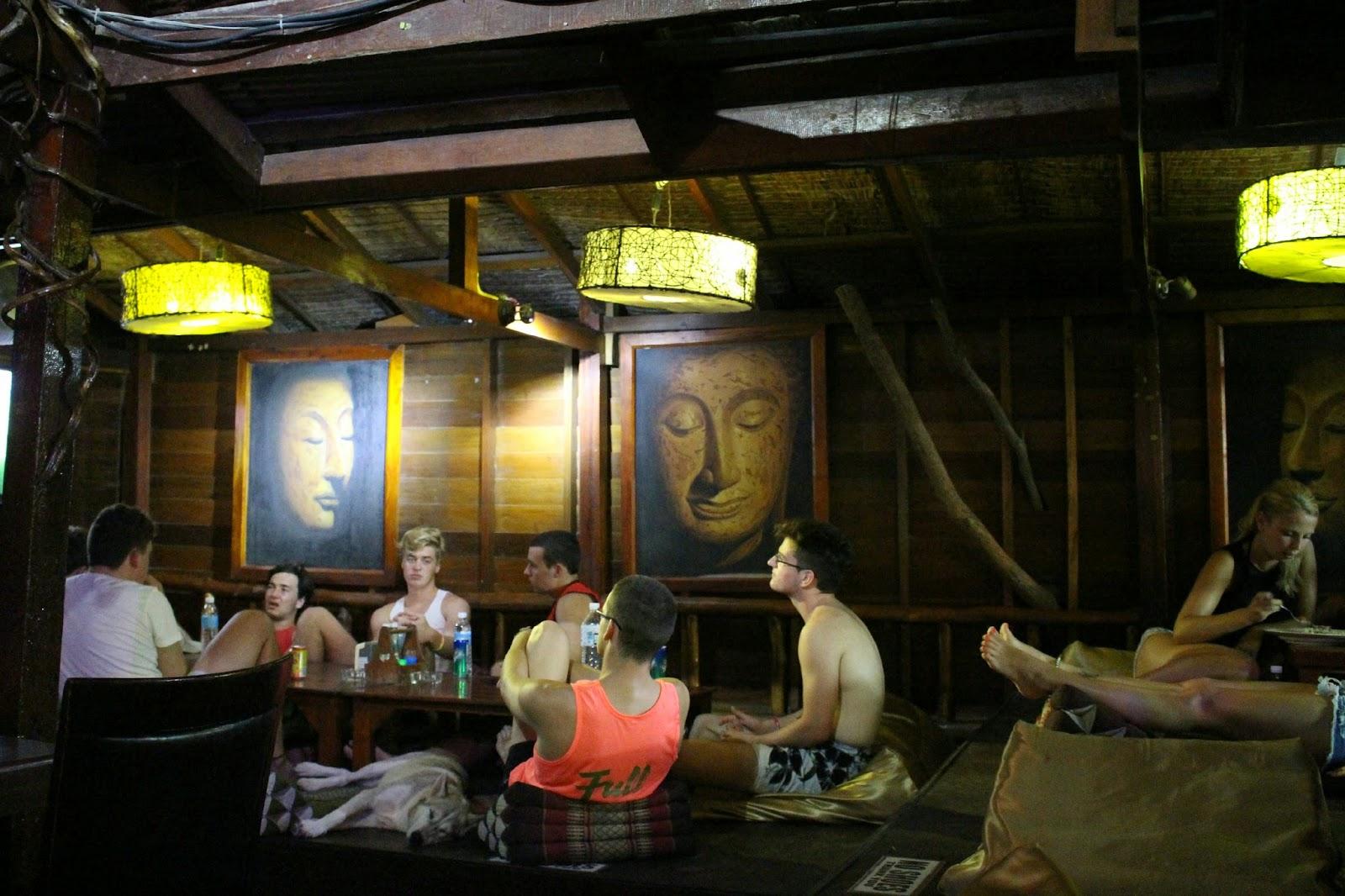 Mami eggroll food and drinks in koh phangan