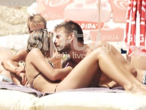 Gerard Pique Girlfriend ImageGerard Pique Girlfriend