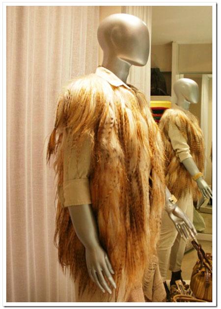 Marina H. Moda tejidos artesanales 2013.