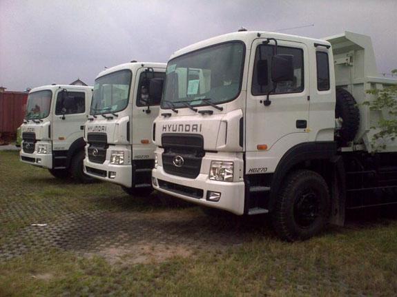 Bán xe tải hyudai - hyundai trường chinh