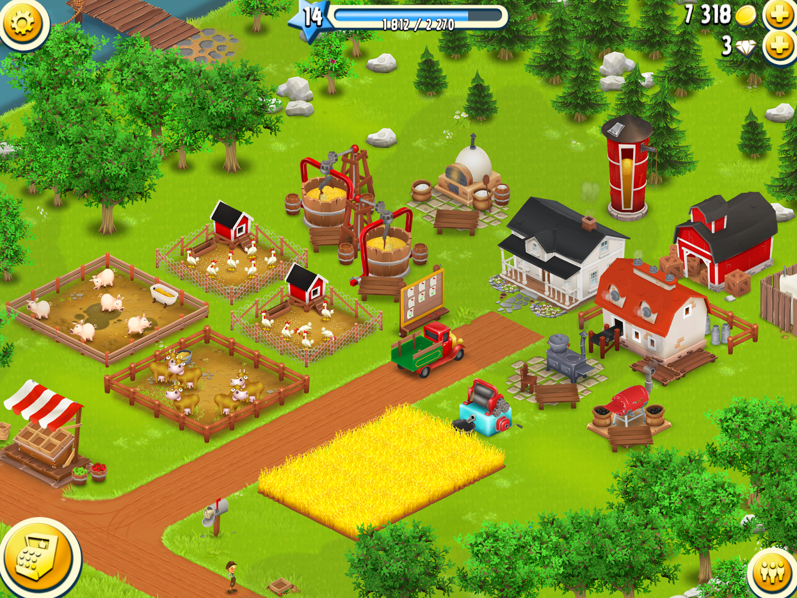 Descarga gratis Hay Day