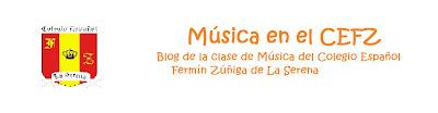 Música en el CEFZ
