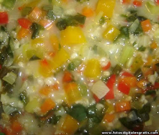 cocina naturista,comida natural,alimentacion saludable,sopa verduras