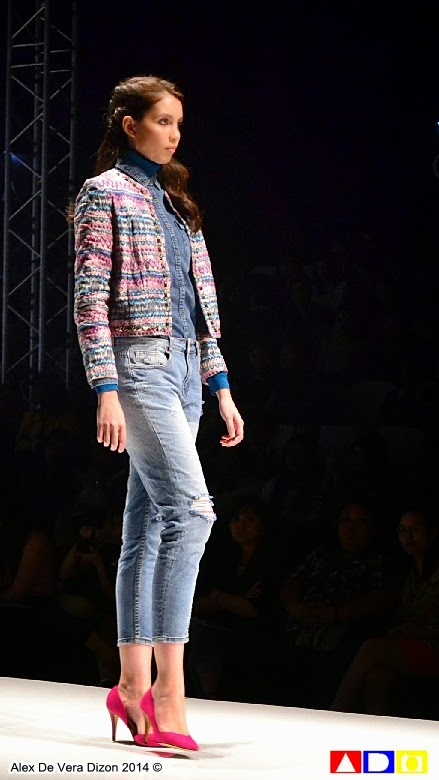 Suiteblanco At The Philippines Fashion Week Spring Summer 2015 Recycle Bin Of A Middle Child