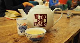 Ecole de thé - soirée de dégustation