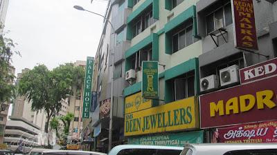 Hotel Bajet Jalan Masjid India / Jalan TAR
