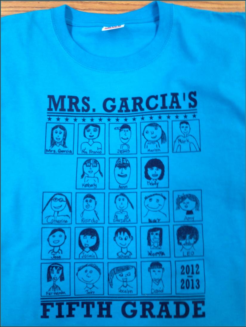 4 ever a teacher fabulous class t shirt