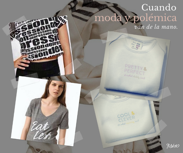 moda polemica zara sexista camiseta urban outfitters