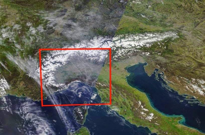 Breaking – Pesantissimo attacco chimico sull'Italia in queste ore