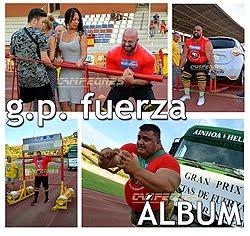 Grand Prix de Fuerza de Aranjuez