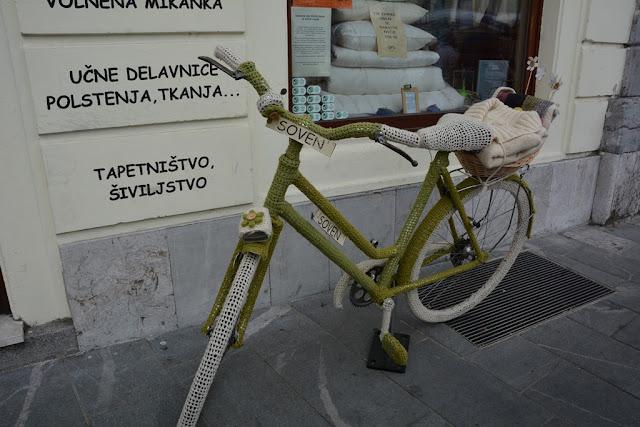Ljubljana Soven bike