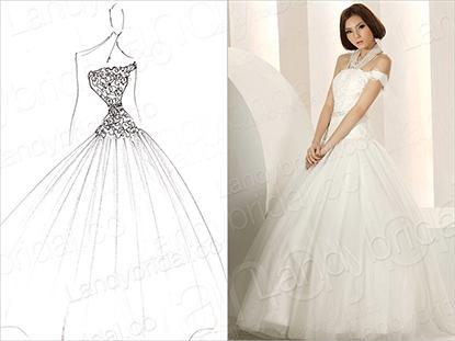 Really Pretty Wedding Dresses