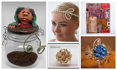 Discover Handmade July 5 from HandmadeArtists