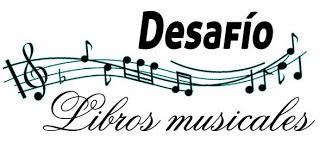 Desafío libros musicales