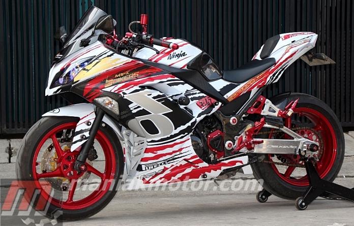 Kawasaki Ninja 250 2013 - Modified title=