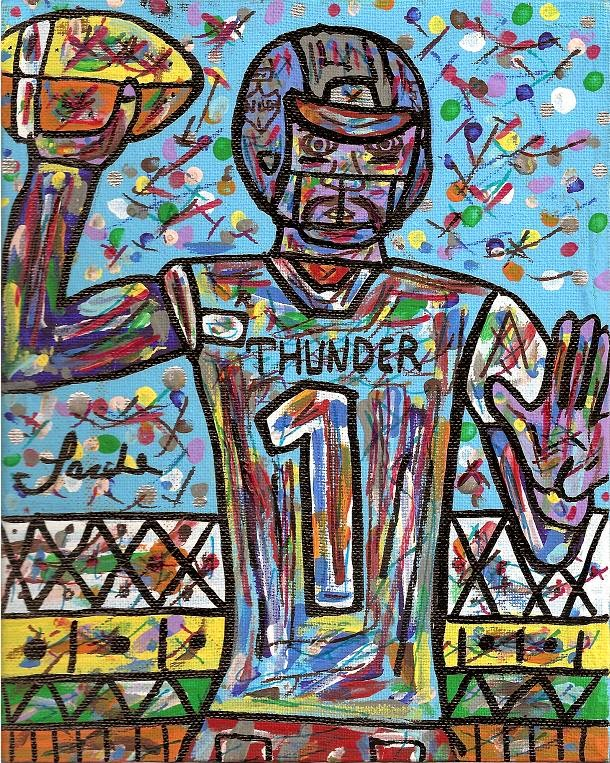 Spring 2015 | Portland Thunder (AFL)