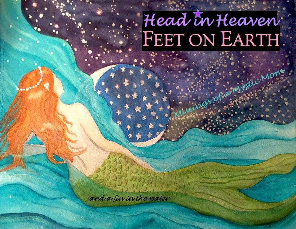 Head In Heaven Feet on Earth